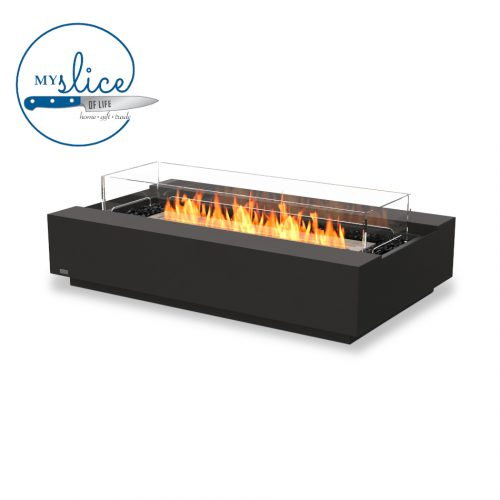Ecosmart Fire Cosmo Fireplace Graphite