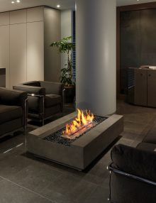 Ecosmart Fire Cosmo Fireplace Install