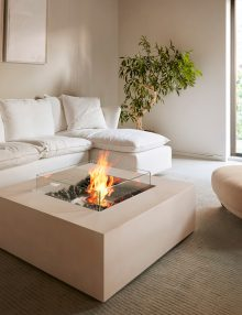 Ecosmart Fire Ethanol Base 40 Fireplace