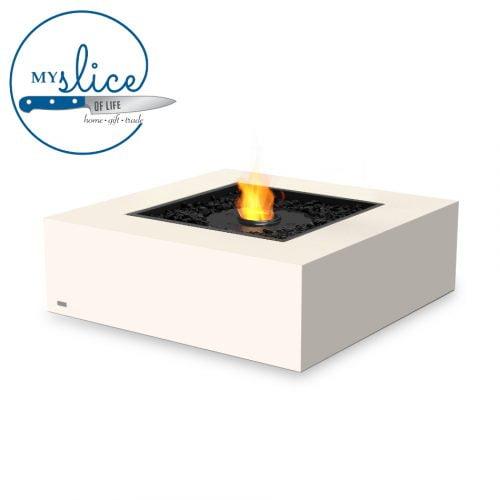 Ecosmart Fire Ethanol Base 40 Fireplace Bone (Black Burner)