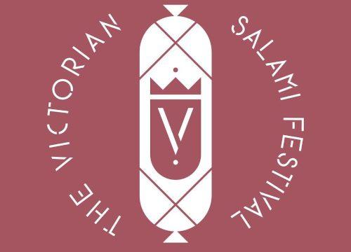 Victorian Salami Festival Logo