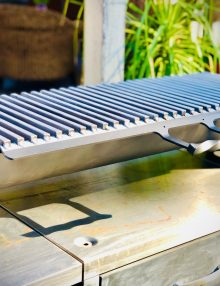 Boss BBQ Table Top Chargrill