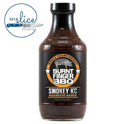 Burnt Finger BBQ Smokey KC BBQ Sauce