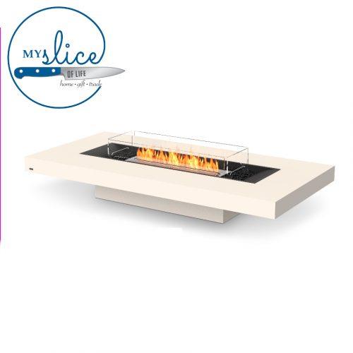 Ecosmart Fire Gin 90 Low Fireplace Bone