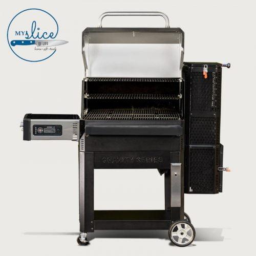 Masterbuilt Gravity Series 1050 Charcoal Smoker Grill (2)