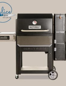 Masterbuilt Gravity Series 1050 Charcoal Smoker Grill