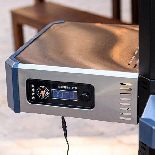 Masterbuilt Gravity Series 1050 Charcoal Smoker Grill (4)
