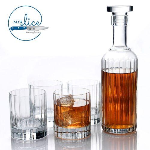 Luigi Bormioli Spirit Glass Set