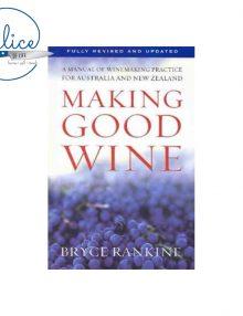 Making Good Wine Book