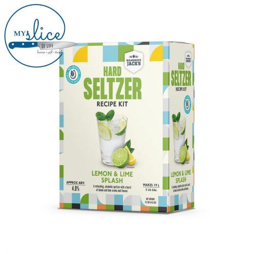 Mangrove Jacks Hard Seltzer Lemon Kit
