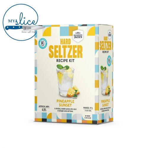 Mangrove Jacks Hard Seltzer Pineapple Kit