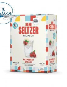 Mangrove Jacks Hard Seltzer Raspberry Kit