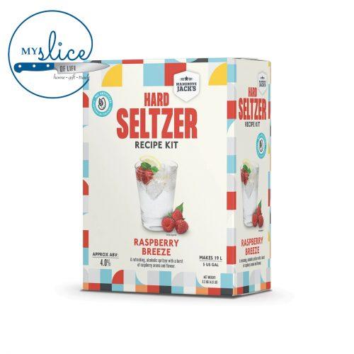 Mangrove Jacks Hard Seltzer Raspberry Kit