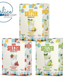 Mangrove Jacks Hard Seltzer Recipe Kits