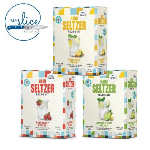 Mangrove Jacks Hard Seltzer Recipe Kits