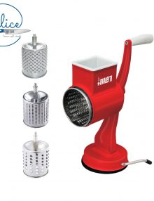 Bialetti Grater Red (1)