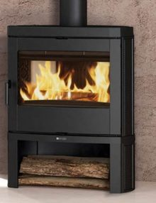 Kaminus La Nordica Jennifer Wood Heater (1)