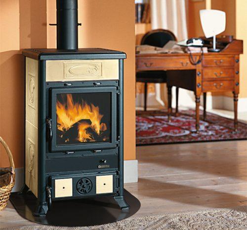 Kaminus La Nordica Rossella Wood Heater (1)