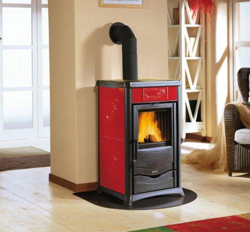 Kaminus La Nordica Rossella Wood Heater (6)