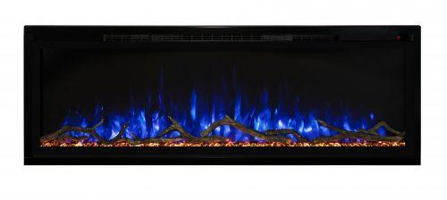Modern Flames Spectrum Slimline Bright Blue