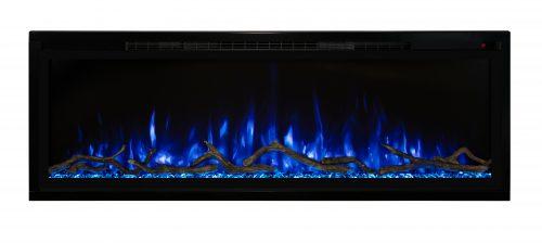 Modern Flames Spectrum Slimline Dark