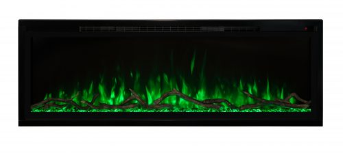 Modern Flames Spectrum Slimline Green