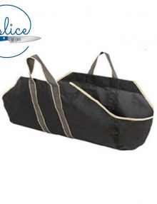 Fire Up Wood Tote Bag