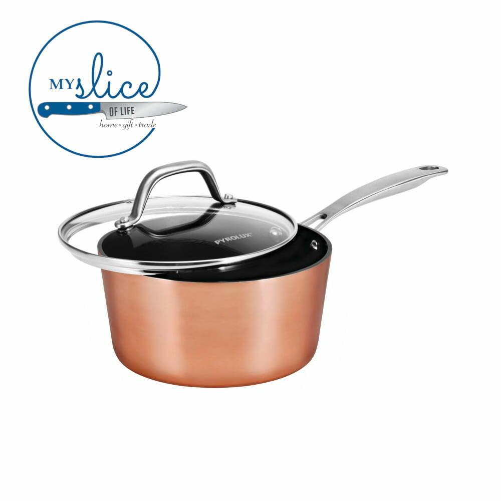 Coppertone 18cm Saucepan