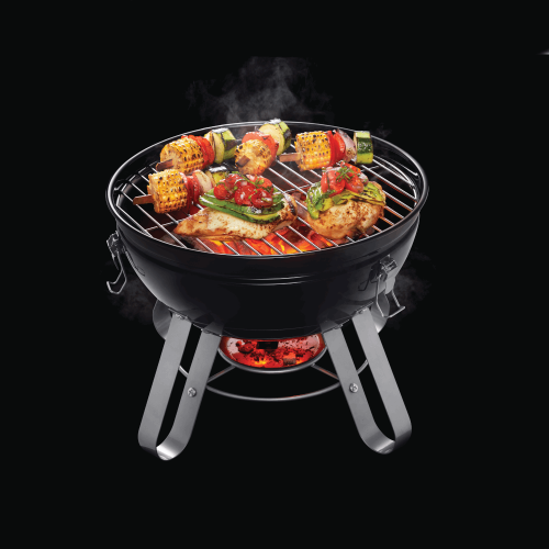 Napoleon Grills 14 Portable Charcoal Grill (2)