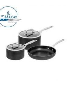 Pyrolux Ignite 3 Piece Cookware Set