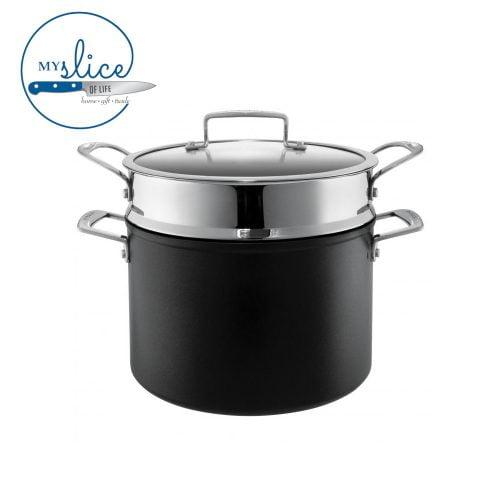 Pyrolux Ignite Stock Pot & Pasta Strainer