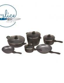 Pyrolux Pyrostone 6 Piece Cookware Set