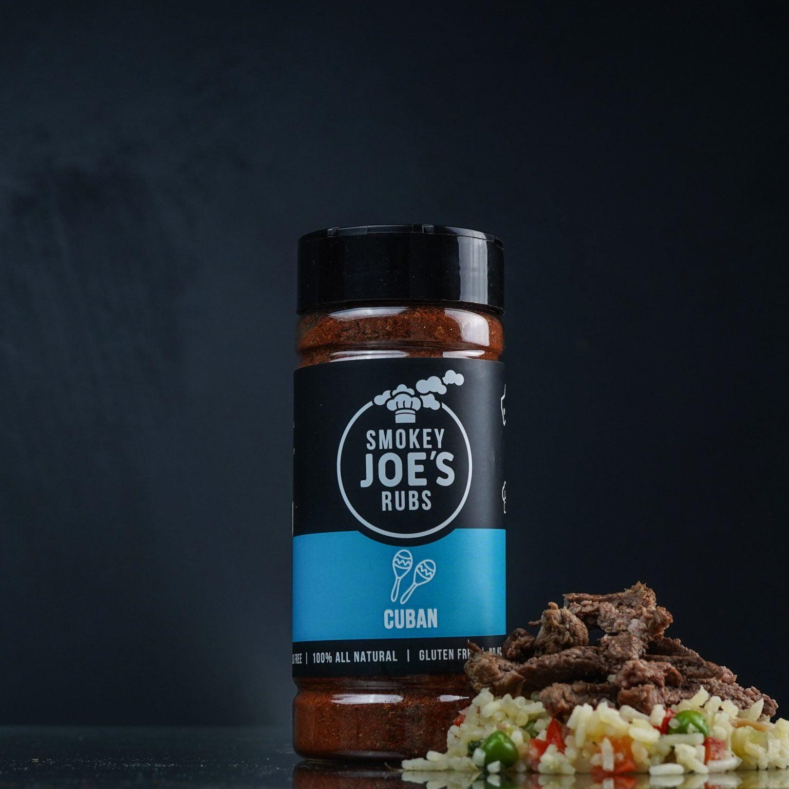 Smokey Joes Cuban Rub