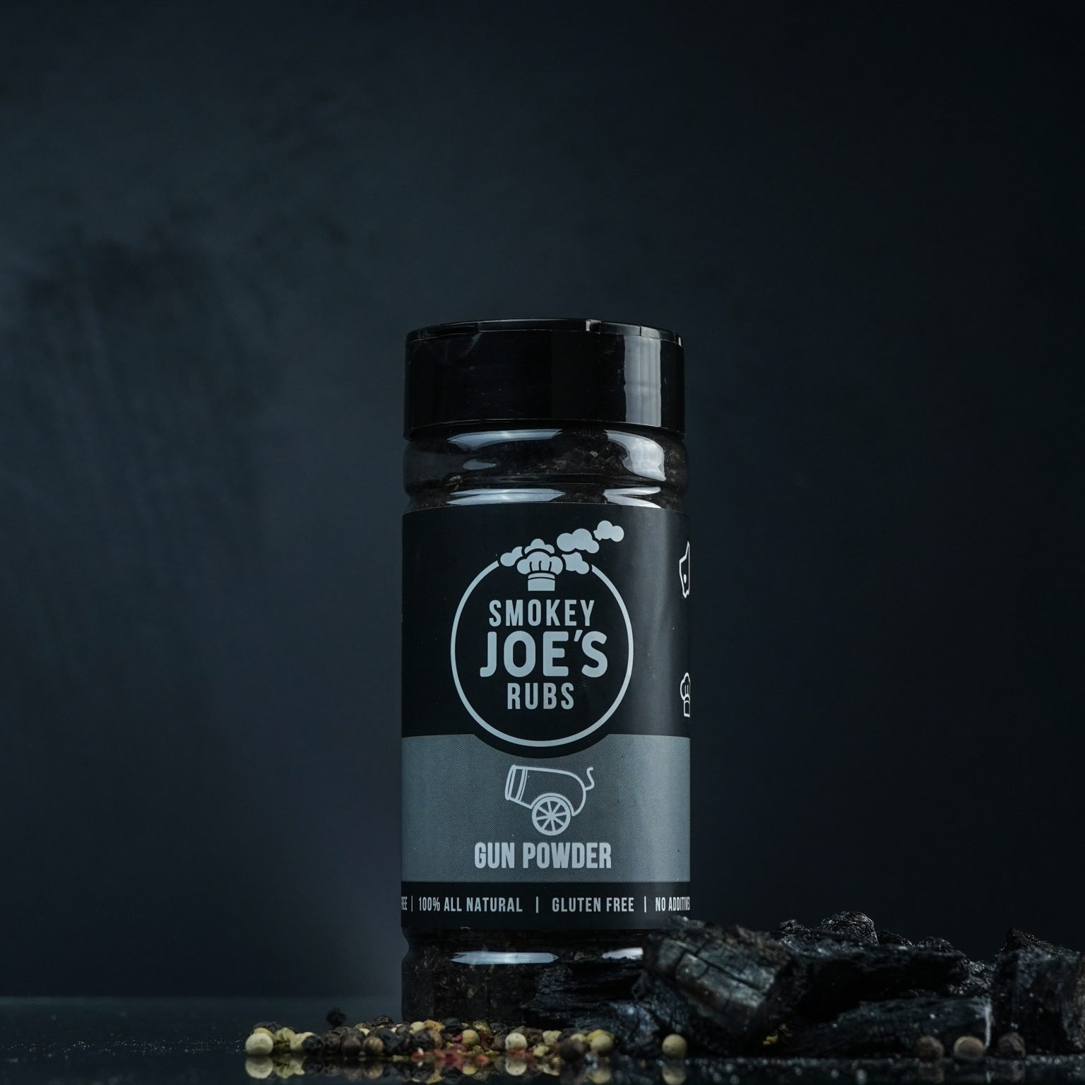 Smokey Joes Gunpowder Rub