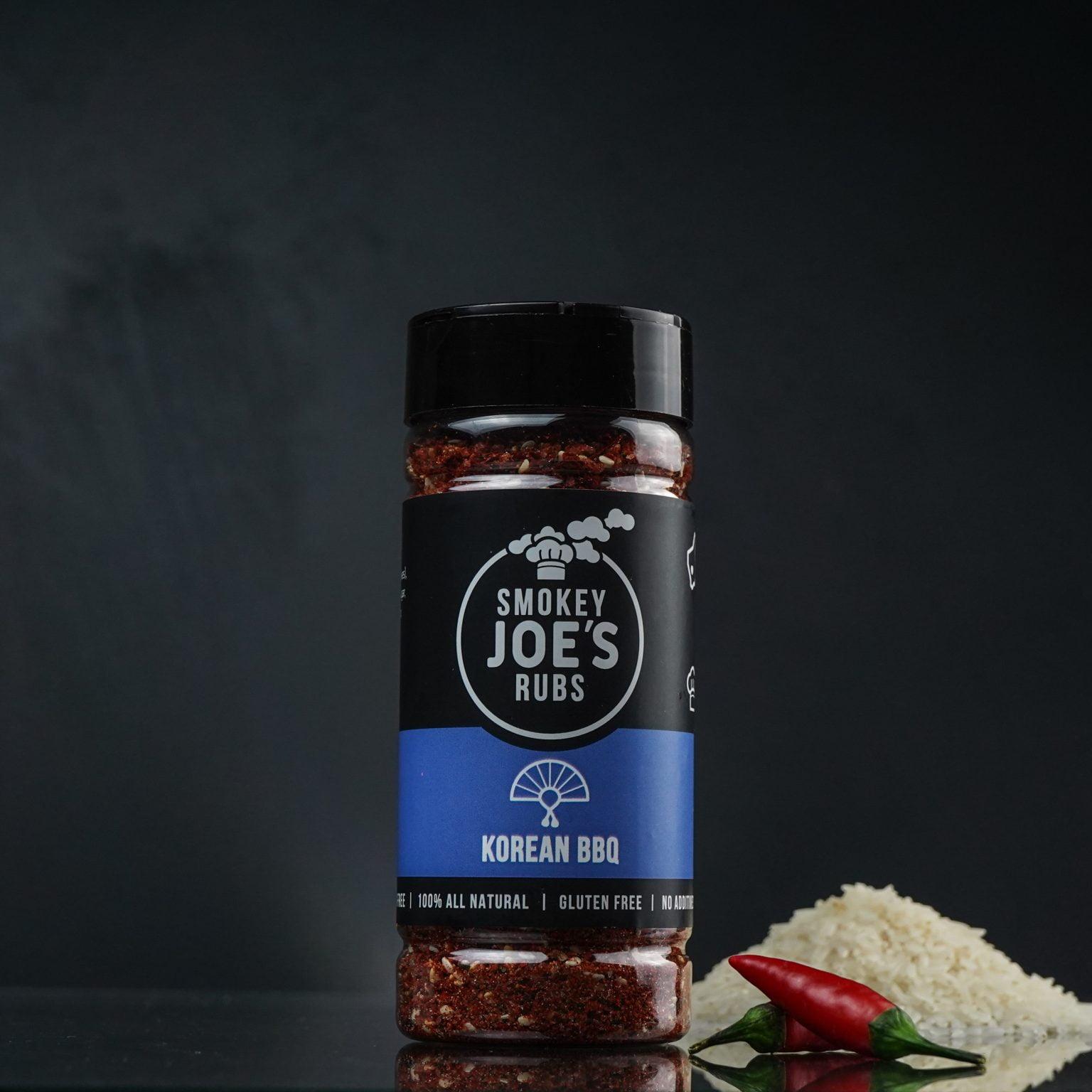 Smokey Joes Korean BBQ Rub