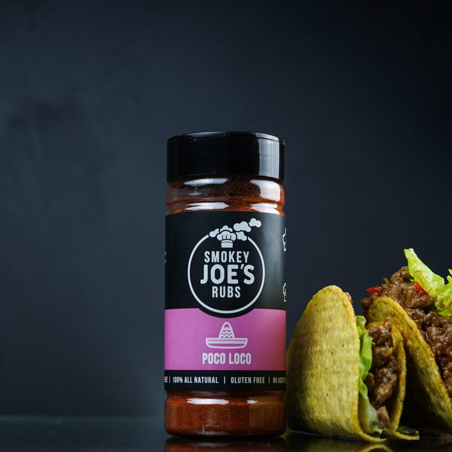 Smokey Joes Poco Loco Rub
