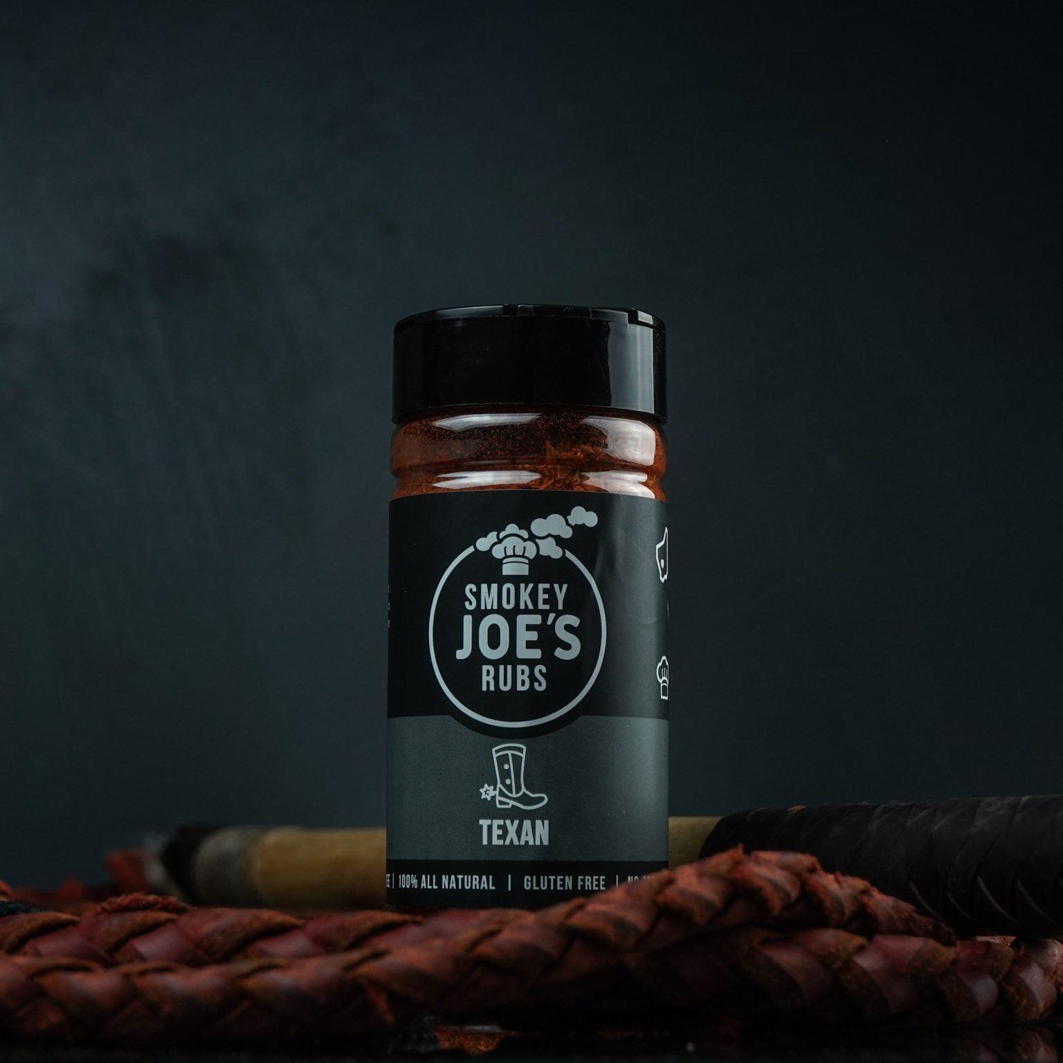 Smokey Joes Texan Rub