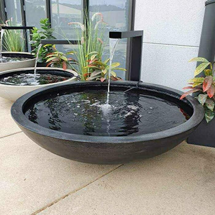 Crave Design - Kai Bowl (Medium) Water Feature (1)