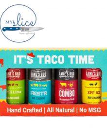 Taco Time 4 Rub Gift Set