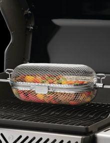 Napoleon Grills Rotisserie Basket (2)