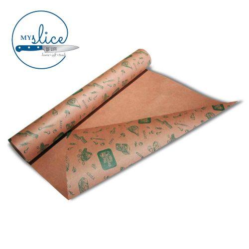 Big Green Egg Pink Butchers Paper