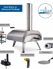 Ooni Karu 12 Pizza Oven Advanced Package