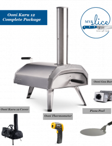Ooni Karu 12 Pizza Oven Complete Package