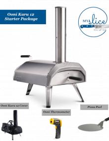 Ooni Karu 12 Pizza Oven Starter Package